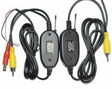 Zettaguard Wireless RCA Video Transmitter & Receiver Kit for Car Rear View Ca... - Chickadee Solutions - 1