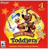 Jumpstart Toddlers - Chickadee Solutions