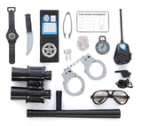 Police Role Play Kit; (14 Pc Set) - Chickadee Solutions - 1