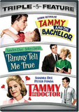 Tammy and the Bachelor / Tammy Tell Me True / Tammy and the Doctor (Triple Fe... - Chickadee Solutions