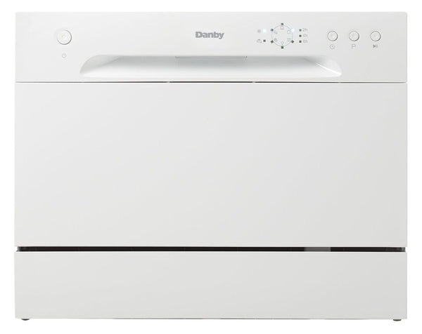 Danby DDW621WDB Countertop Dishwasher White Chickadee Solutions