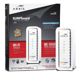 ARRIS SURFboard SBG6400 DOCSIS 3.0 Cable Modem/ Wi-Fi N Router - Retail Packa... - Chickadee Solutions - 1