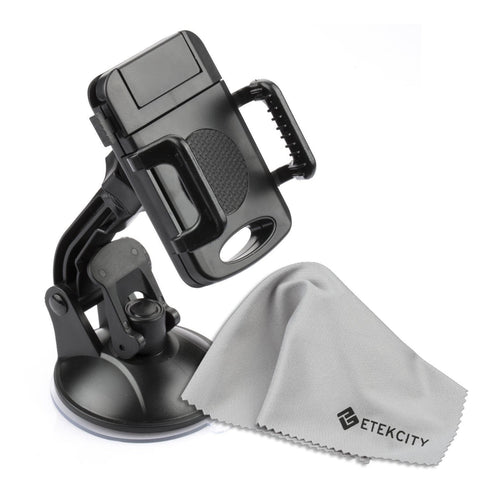 Etekcity 360 Degree Car Universal Holder Mount - Windshield Dashboard Cradle ... - Chickadee Solutions - 1