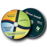 Windows 7 All Reinstall Install / Repair System OS Disc 32 bit 64 bit SP1 Sta... - Chickadee Solutions - 1
