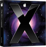 Apple Mac OS X Version 10.5.6 Leopard [5-User Family Pack] - Chickadee Solutions