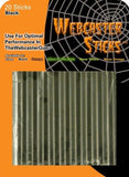 The Shadows Edge 99005 Webcaster Refill Sticks 20 Count Black - Chickadee Solutions