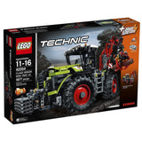 LEGO Technic 42054 CLAAS XERION 5000 TRAC VC Building Kit (1977 Piece) - Chickadee Solutions - 1