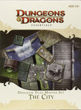 Dungeon Tiles Master Set - The City: An Essential Dungeons & Dragons Accessory - Chickadee Solutions - 1