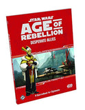 Star Wars: Age of Rebellion - Desperate Allies Game - Chickadee Solutions