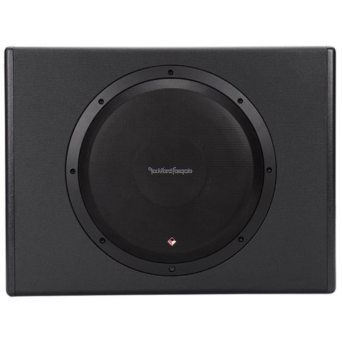 Rockford Fosgate P300-12 Punch 300 Watt Powered Loaded 12-Inch Subwoofer Encl... - Chickadee Solutions