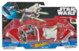 Hot Wheels Star Wars Starships Rebels Ghost vs. TIE Fighter 2-Pack - Chickadee Solutions - 1