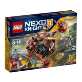 LEGO NexoKnights Moltor's Lava Smasher 70313 Inquiries - by email - Chickadee Solutions - 1