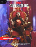 Dungeons and Dragons 5th Edition RPG: Curse of Strahd - Chickadee Solutions