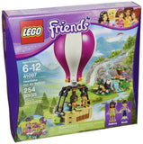 LEGO Friends 41097 Heartlake Hot Air Balloon - Chickadee Solutions - 1