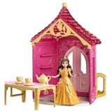 Disney Princess Little Kingdom Magiclip Belle's Room Playset - Chickadee Solutions - 1