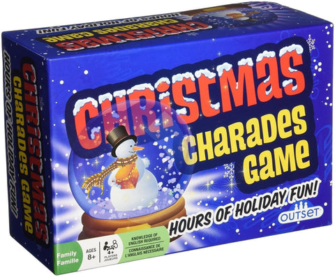 Christmas Charades Board Game - Chickadee Solutions - 1