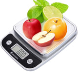 Digital Food Scale [5000g 1g] IDAODAN Versatile Kitchen Scales Accurate Weigh... - Chickadee Solutions - 1