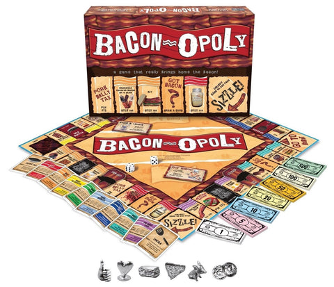 Bacon-Opoly Inquiries - by email - Chickadee Solutions