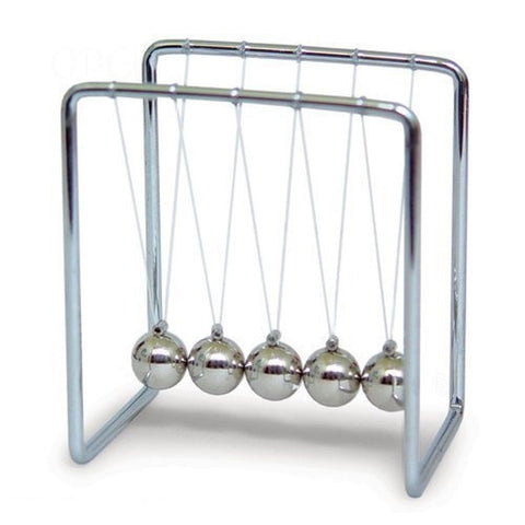 Westminster Newton's Cradle - Chickadee Solutions
