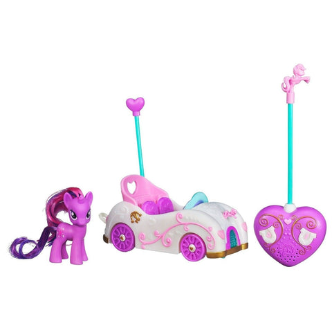 My Little Pony Twilight Sparkle RC Car Vehicle - Chickadee Solutions - 1