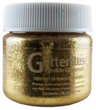 1 X Springfield Leather Company Desert Gold Leather Glitter Paint - Chickadee Solutions