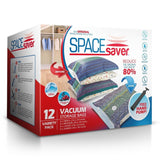 SpaceSaver Premium Vacuum Storage Bags (Lifetime Replacement Guarantee) Varie... - Chickadee Solutions - 1
