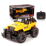 Big Wheel Off-Road Remote Control Car Kids Electronic Toys Radio Control Vehi... - Chickadee Solutions - 1