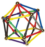 "Super Magz 300 Magnetic Building Set consisting of 176 magnetized rods (2.3"" ... - Chickadee Solutions - 1"