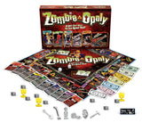 Zombie-Opoly Board Game Standard Packaging - Chickadee Solutions - 1