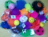 Stress Balls and Squeeze Toys Value Assortment (12 Pack) Stress Relax Toy Bal... - Chickadee Solutions - 1