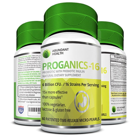 #1 Probiotics Supplement - 60 Patented Easy to Swallow Time Release Micro Pea... - Chickadee Solutions - 1