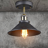 Ecopower Industrial Mini Edison Ceiling Light 1-Light - Chickadee Solutions - 1