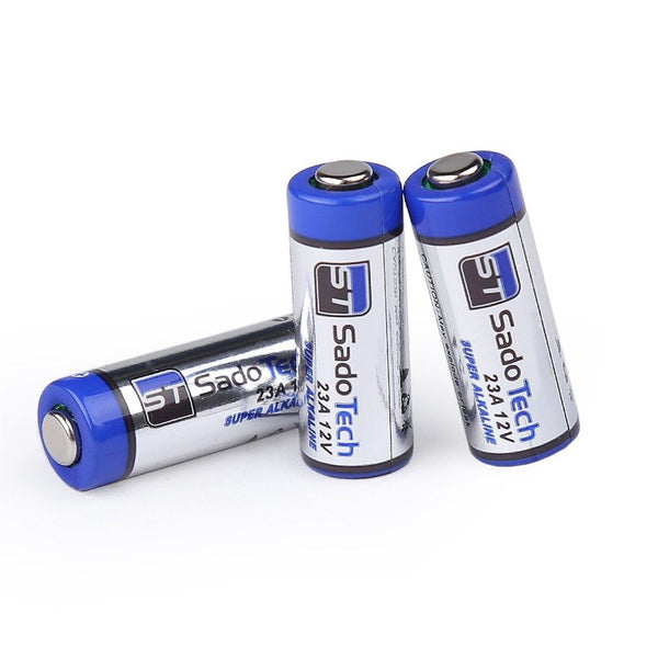 Official a23 battery replacement for sadotech doorbells - Pile 23a 12v ...