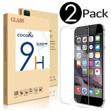 iPhone 6 Screen Protector COCOFU Tempered Glass Protector with [3D Touch Comp... - Chickadee Solutions - 1