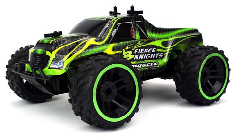 Fierce Knight Pickup Remote Control RC Truck 2.4 GHz PRO System 1:16 Scale Si... - Chickadee Solutions - 1