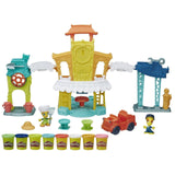 Play-Doh Town 3-in-1 Town Center - Chickadee Solutions - 1