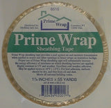 Prime Wrap 1 7/8-Inch x 55-Yard White Sheathing Tape Item: PRTAPE 17855 - Chickadee Solutions