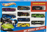 Hot Wheels 9-Car Gift Pack (Styles May Vary) - Chickadee Solutions - 1