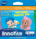 VTech InnoTab Software Bubble Guppies Standard Packaging - Chickadee Solutions