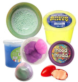 Kids Slime and Putty Toy Sampler Bundle - Tactile and Sensory Toys for Children - Chickadee Solutions - 1