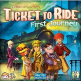 Ticket to Ride First Journey - Chickadee Solutions