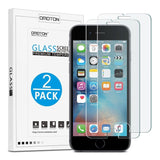 OMOTON iPhone 6S Plus Screen Protector [2 Pack] - [9H Hardness] [Premium Clar... - Chickadee Solutions - 1