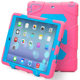 iPad Air 2 CaseiPad 6 CaseAceguarderNew Design[Waterproof][Shockproof][Scratc... - Chickadee Solutions - 1