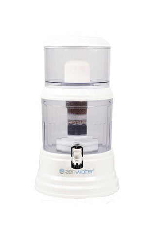 4 Gallon Countertop Water Filter - Transform Tap Water to Premium Alkaline Mi... - Chickadee Solutions - 1