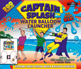 Water Balloon Launcher 200 Yards by Captain Splash 3 Person Slingshot Cannon ... - Chickadee Solutions - 1