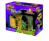 Mindscope Neon Glow Twister Tracks Neo Tracks LIGHT UP (5 LED lights) VEHICLE... - Chickadee Solutions - 1