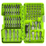 Ryobi Speed Load Plus Driving Kit (68-Piece) - Chickadee Solutions