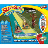 Wham-o Slip N Slide Wave Rider Double With 2 Slide Boogies(Discontinued by ma... - Chickadee Solutions - 1