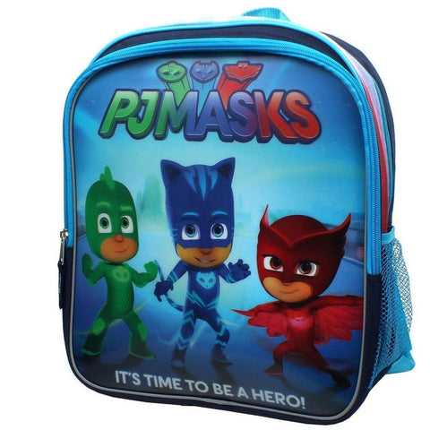 Disney Junior PJ Masks Superheros Owlette Catboy and Gekko Backpack - Chickadee Solutions