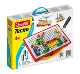 Quercetti Tecno Building Toy - Chickadee Solutions - 1